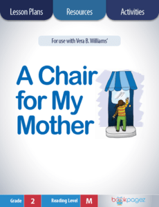 A Chair for My Mother Lesson Plans, Resources, and Activities