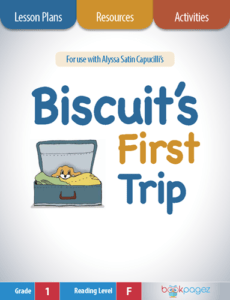 Biscuit's First Trip Lesson Plans, Resources, and Activities