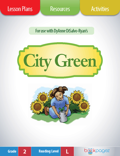 City Green Lesson Plans, Resources, and Activities