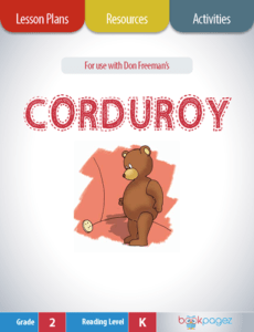 Corduroy Lesson Plans, Resources, and Activities