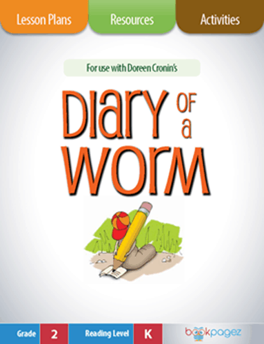 Diary of a Worm Lesson Plans, Resources, and Activities