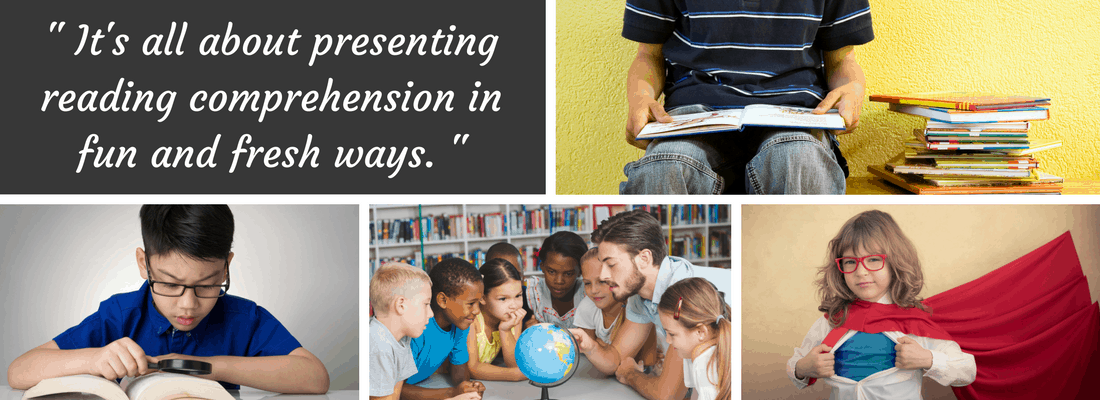 Header_4 Ways to Get Kids Excited About Reading Comprehension