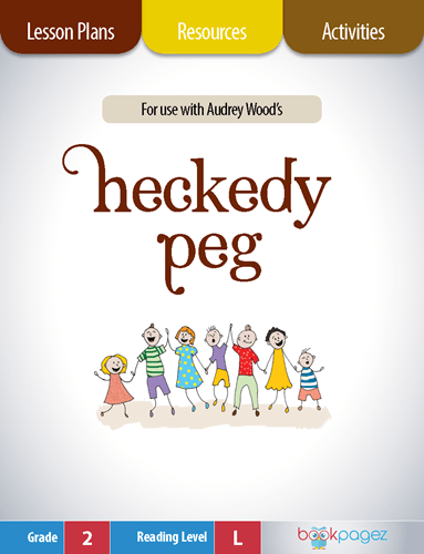 Heckedy Peg Lesson Plans, Resources, and Activities