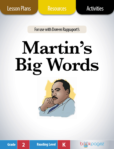 Martin's Big Words Lesson Plans, Resources, and Activities