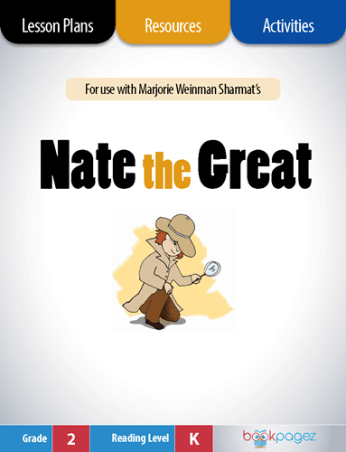 Nate the Great Lesson Plans, Resources, and Activities