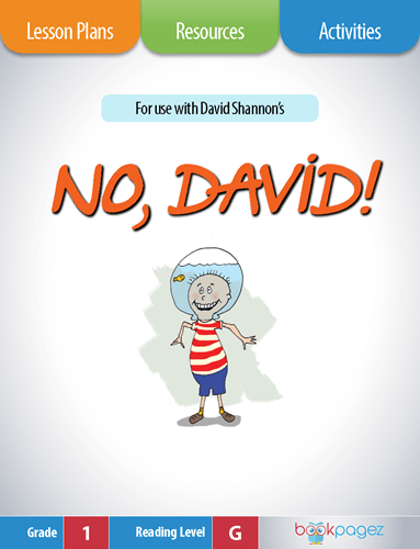 No, David! Lesson Plans, Resources, and Activities