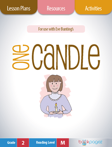 One Candle Lesson Plans, Resources, and Activities