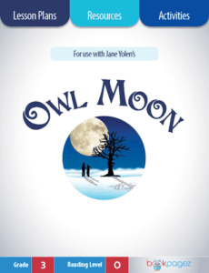 Owl Moon Lesson Plans, Resources, and Activities