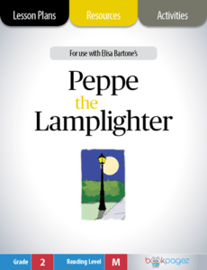Peppe the Lamplighter Lesson Plans, Resources, and Activities