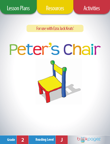 Peter's Chair Lesson Plans, Resources, and Activities