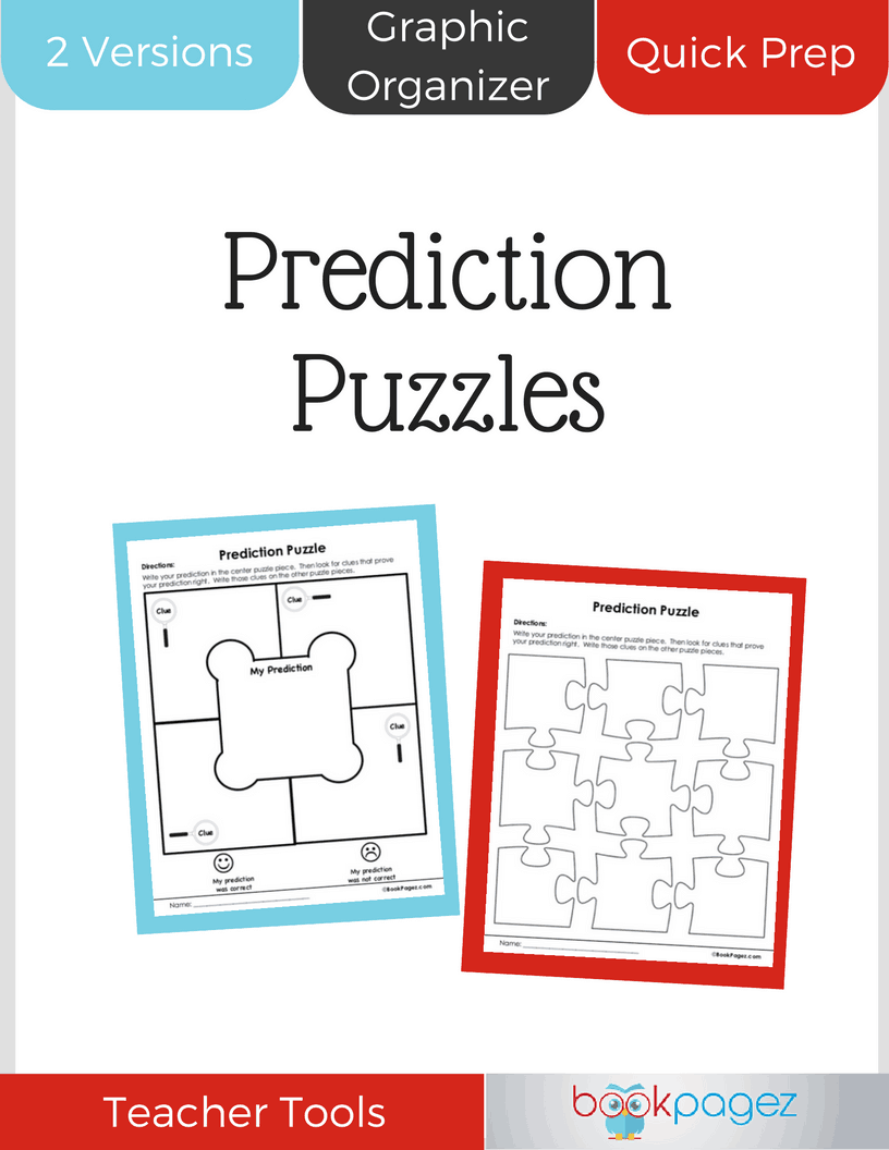 Prediction Puzzles Cover