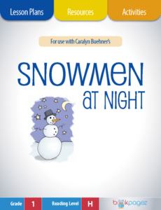 Snowmen at Night Lesson Plans, Resources, and Activities