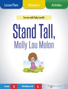 Stall Tall Molly Lesson Plans, Resources, and Activities