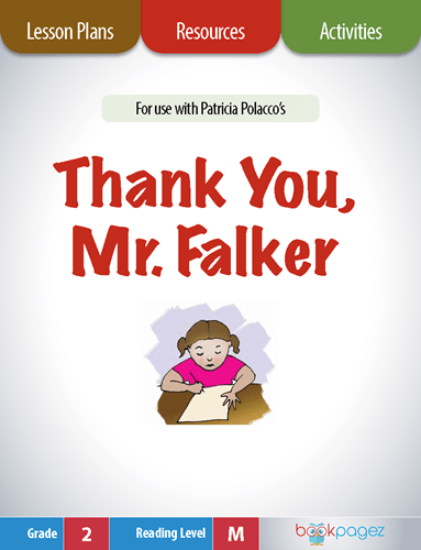 Thank You Mr Falker Lesson Plans, Resources, and Activities