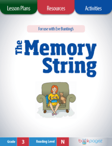 The Memory String Lesson Plans, Resources, and Activities