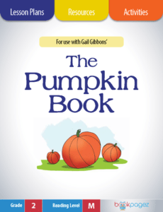 The Pumpkin Book Lesson Plans, Resources, and Activities