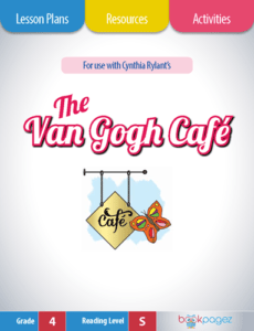 The Van Gogh Cafe Lesson Plans, Resources, and Activities
