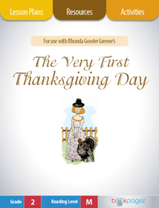 The Very First Thanksgiving Day Lesson Plans, Resources, and Activities