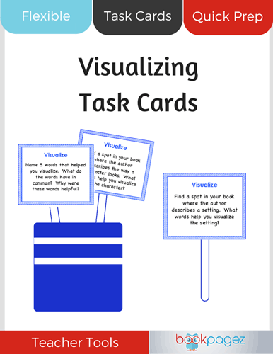Visualizing Task Cards Cover