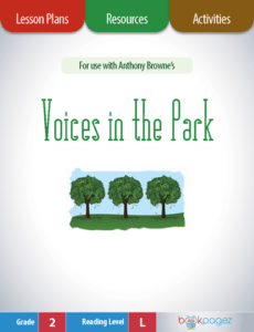 Voices in the Park Lesson Plans, Resources, and Activities