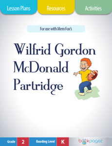 Wilfrid Lesson Plans, Resources, and Activities