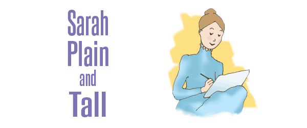 Sarah Plain and Tall Lesson Plans