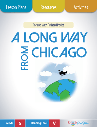 A Long Way from Chicago Lesson Plans, Resources, and Activities