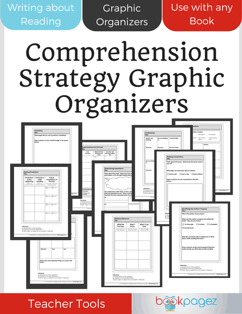 comprehension-strategy-graphic-organizers