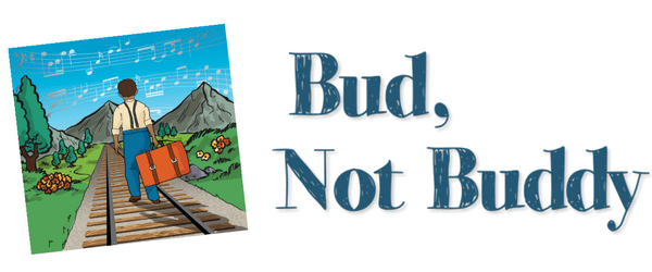Bud Not Buddy Header