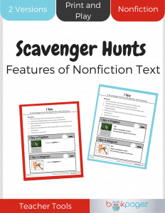 Cover_Features of NF Text Scavenger Hunts