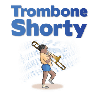 Trombone Shorty | BookPagez